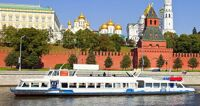 Экскурсия на теплоходе «Посвящение в москвичи» теплоходная экскурсия