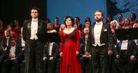 Viva Verdi спектакль