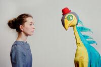 Динозавр по имени Игу детский спектакль