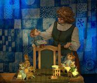 Сказки из разных карманов детский спектакль