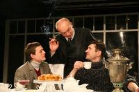 Отцы и дети спектакль