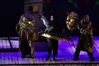 Нильс и дикие гуси детский спектакль