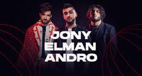 Jony, Elman, Andro концерт
