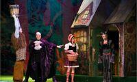 Необычайные приключения Красной Шапочки спектакль