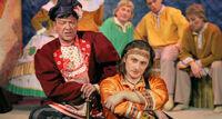 Садко и Царевна Морская детский спектакль