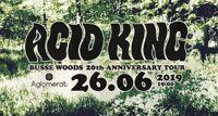 Acid King концерт группы
