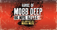 Mobb Deep концерт