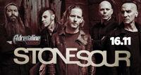 Stone Sour концерт группы