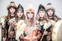 Туран. Казахский гость концерт