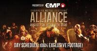 European Metal Festival Alliance онлайн-концерт