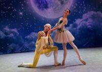 Дюймовочка балет