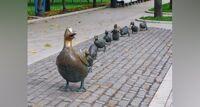 Необычные памятники Москвы экскурсия