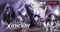 Xandria концерт группы