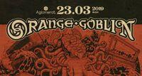 Orange Goblin концерт