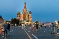 Вечерняя Москва экскурсия