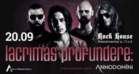 Lacrimas Profundere концерт группы