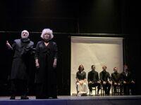 Из пустоты... (восемь поэтов) спектакль