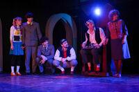 Кентервильское привидение спектакль