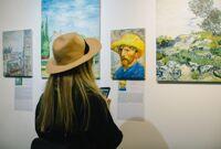 Ван Гог и Гоген. Выставка репродукций картин