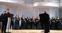 Московский ансамбль духовной музыки «Благовест». Россия - Европа: диалоги культур. концерт