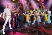 Замок иллюзий цирковое представление