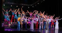 Страсти по Бродвею музыкальный спектакль