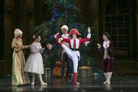 Щелкунчик 01.01/15:00 балет