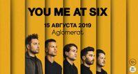 You Me at Six концерт