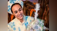 Новогодние приключения в сказочном королевстве елка