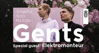 GENTS (DK), ELEKTROMONTEUR концерт
