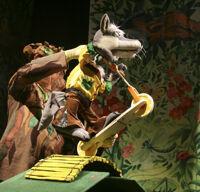 Три веселых поросенка, или Как подружиться с Волком детский спектакль