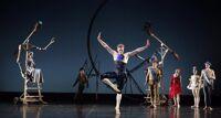 Синяя птица балет