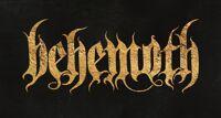 Behemoth концерт