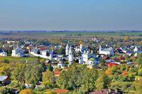 Суздаль - град летописный автобусная экскурсия