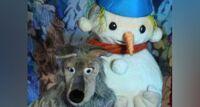 Приключения Снеговика спектакль