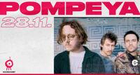 Pompeya концерт группы