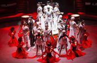 Эпицентр Мира цирковое представление