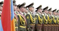 Концерт, посвященный Дню Армии Республики Армения