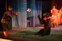 От мышонка до медвежонка детский спектакль