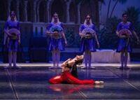 Баядерка. Летние балетные сезоны спектакль