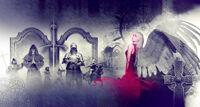 Gregorian opera «Enchanted mirror» шоу