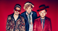 Jukebox trio концерт группы