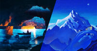Айвазовский // Рерих // Ван Гог // Климт. Ожившие полотна мультимедийная выставка