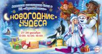 «Новогодние чудеса» — детская новогодняя ёлка 2019-2020 28.12/18:00 детский спектакль