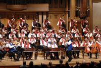 Будапештский симфонический оркестр «100 скрипок» концерт