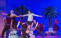 Любовь и голуби оперетта