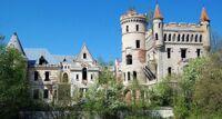 Замок и скалы экскурсия