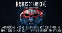 Masters of Hardcore концерт