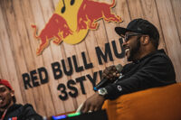 Red Bull 3style концерт