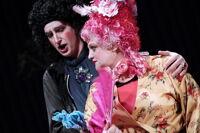 Тайный брак опера